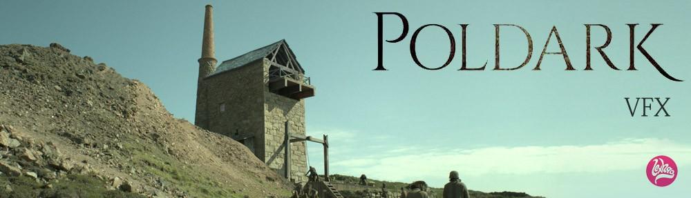 VFX of Poldark Mines